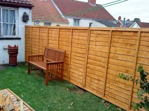 Skegness Fence